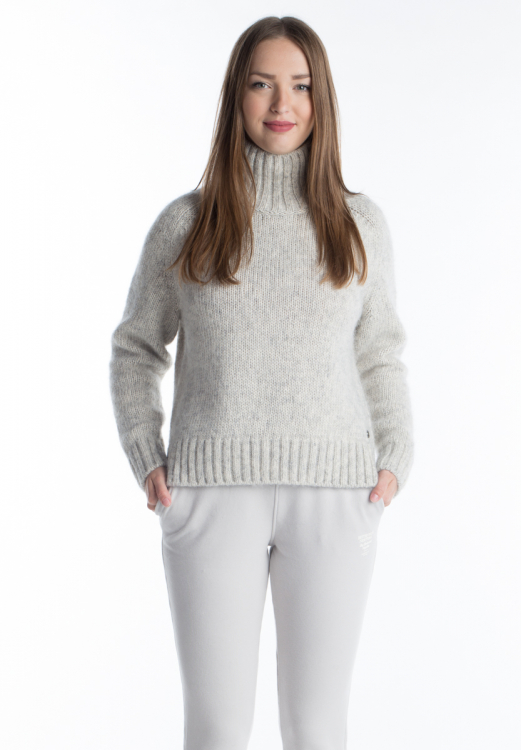 TURTLENECK RAGLAN