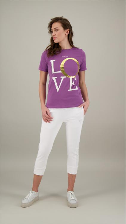 T-SHIRT CREW LOVE