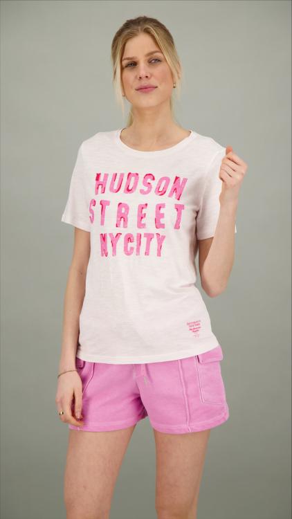 HUDSON CREW T-SHIRT